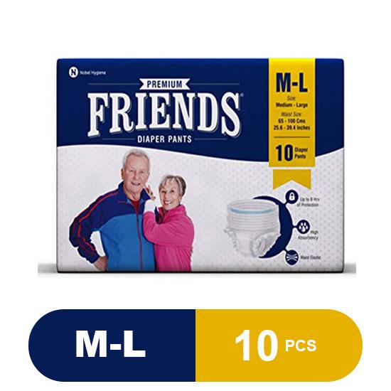 Friends Adult Pants (M-L)