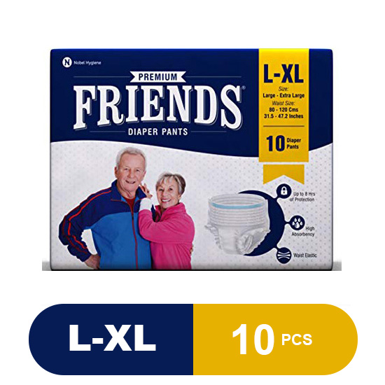 Friends Adult Pants (Large-Xlarge)