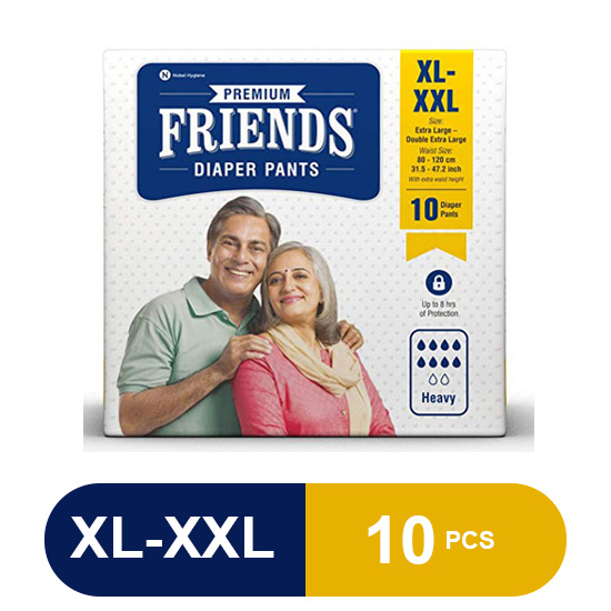 Friends Adult Pants (XLarge-XXL)