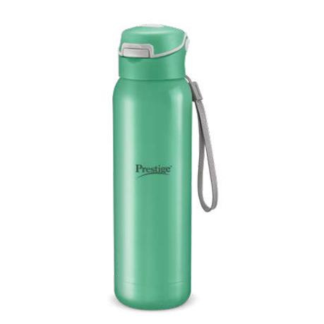 Prestige Stainless Steel Vaccum Bottle (470ml) - Green color