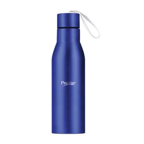 Prestige Stainless Steel Water Bottle (750ml) - Blue Color