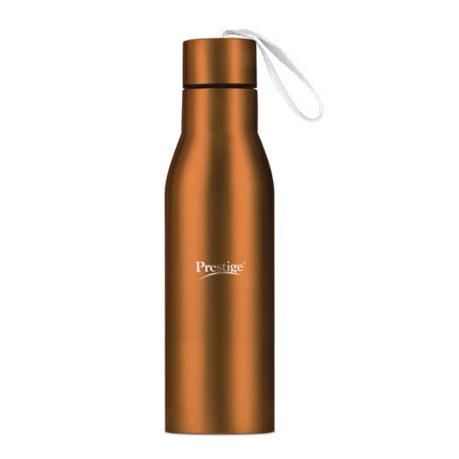 Prestige Stainless Steel Water Bottle (750ml) - Orange Color