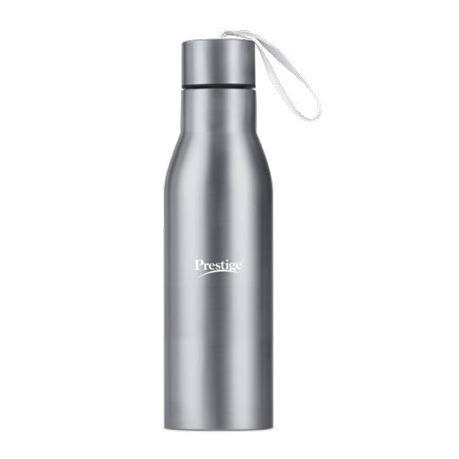 Prestige Stainless Steel Water Bottle (750ml) - Silver Color