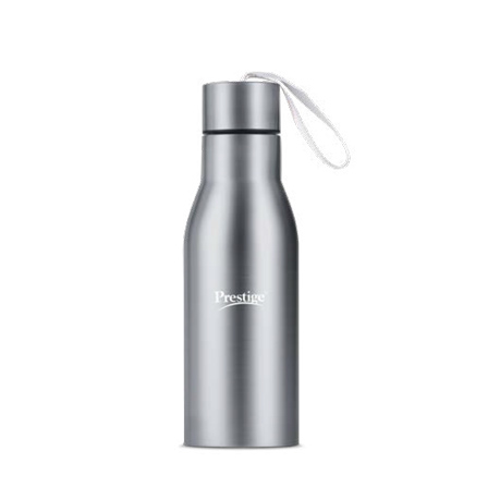 Prestige Stainless Steel Water Bottle (500ml) - Silver Color