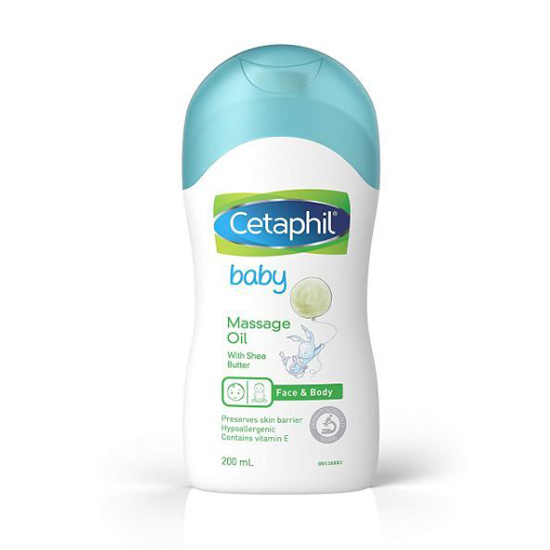 Cetaphil Baby Massage Oil(200ML)
