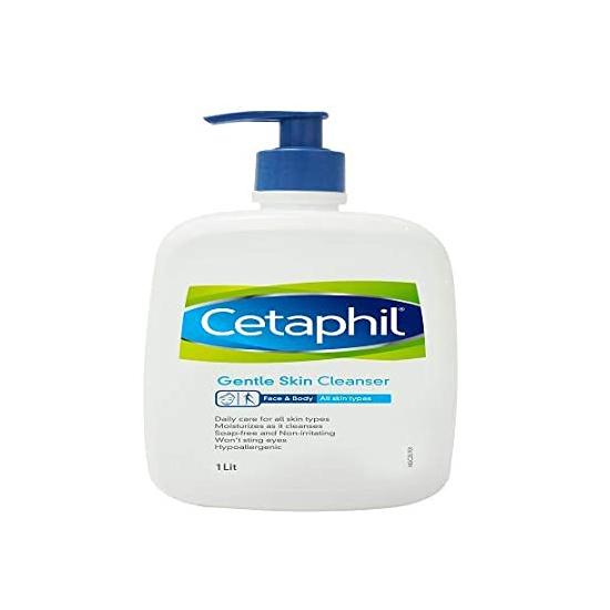 Cetaphil Gentle Skin Cleanser, 1L