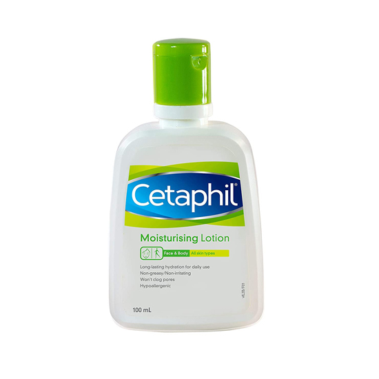 Cetaphil Moisturizing Lotion, 100 ml