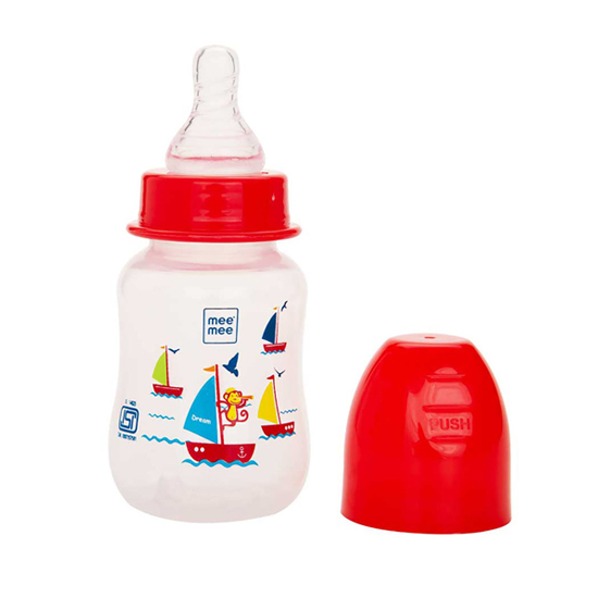 Mee Mee Eazy Flo™ Premium Baby Feeding Bottle (150 ml)