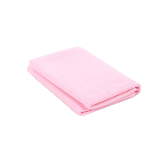 Mee Mee Breathable & Total Dry Sheet Protector Mat (Pink)