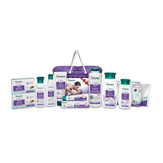 Himalaya Happy Baby Gift Pack 9's