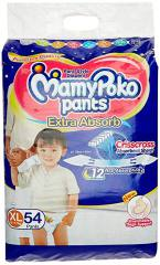 Mamy Poko Diaper Pants, X-Large, 54 Count