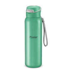 Prestige Stainless Steel Vaccum Bottle (470ml) - Green color