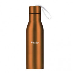 Prestige Stainless Steel Water Bottle (750ml) - Orange Color