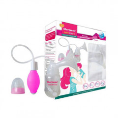 Morison Baby Dreams Manual Breast Pump Classic - Pink