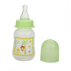 Mee Mee 125ml Premium Feeding Bottle (Green)