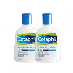 Cetaphil Gentle Skin Cleanser (125ml) Pack of 2