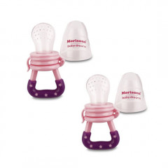 Morison Food Feeder - Pink (Pack of 2)