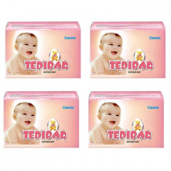 Curatio Tedibar Soap 75gms (Pack of 4)