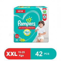 Pampers Pants XXL (42 pieces)