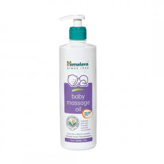 Himalaya Baby Massage Oil 500ml