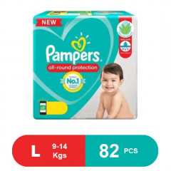 Pampers Baby Pants Dry Pants large- 82