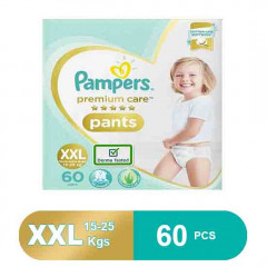 Pampers Premium Care pant style XXL (60 Pcs)
